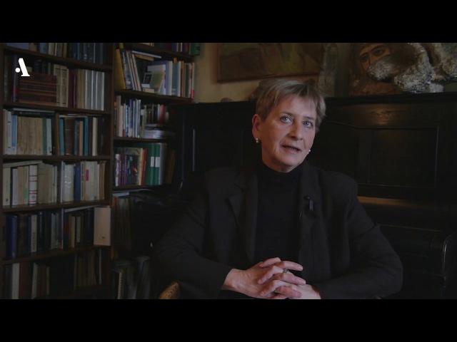 Ольга Седакова о литургической поэзии