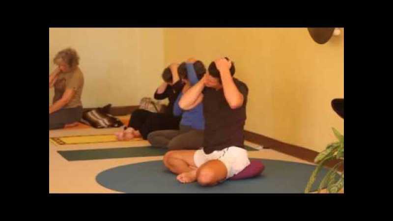 Gentle Somatic Yoga LIVE! with James Knight E-RYT c.1