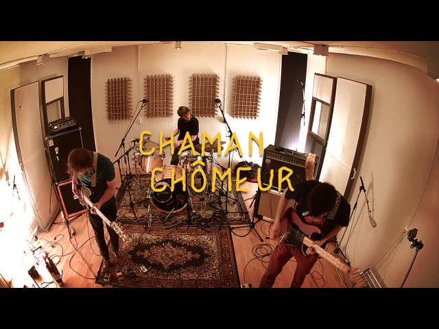 Free Jazz / Noise Rock - Chaman Chomeur - Nostalgie du RMI (Lille) @ White Noise Sessions 31-10-16