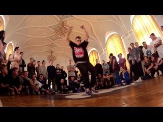 Staj & Pasha Stomp selection | Duel 6 | hip hop