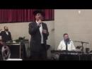 Mbd and Yeedle performing famous MBD songs at rubashkin son bar mitzva