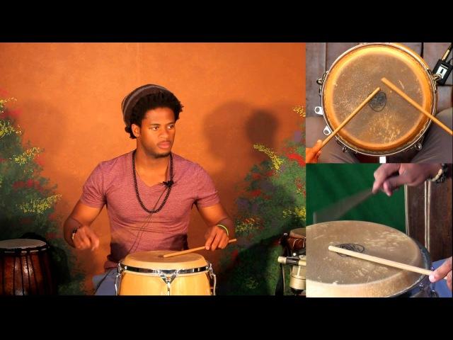 Jeff Pierre Haitian Rhythms Bolero
