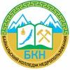 ГБПОУ Байкальский колледж недропользования (БКН)