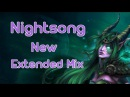 Nightsong New Extended Mix   Death of Ysera Music   Val'Sharah Cinematic Soundtrack