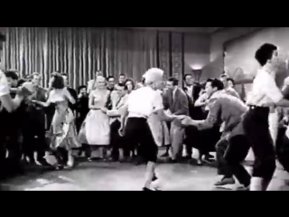 """Bill haley-"""" lets rip it up"""" (real 1950s rock roll, rockabilly dance from lindy hop !)"""