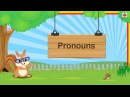 Pronouns For Kids | Grammar Grade 1 | Periwinkle
