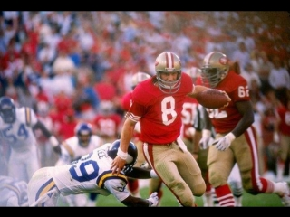Steve Young The Greatest Run