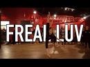 'Far East Movement - Freal Luv FrealLuv' - Choreography by @nikakljun