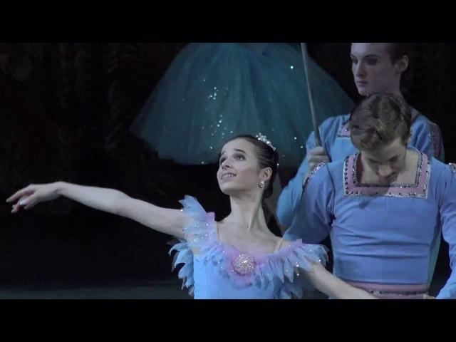 4K Maria Khoreva Vaganova Academy Lavrovsky Prokofiev Classical Symphony Mariinsky Theatre