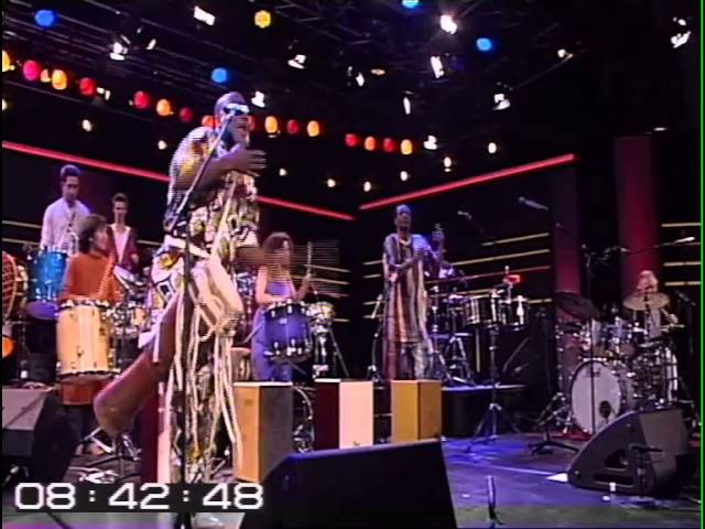 Lucas van Merwijk Drums United 'Rose Rhythm' Sabar
