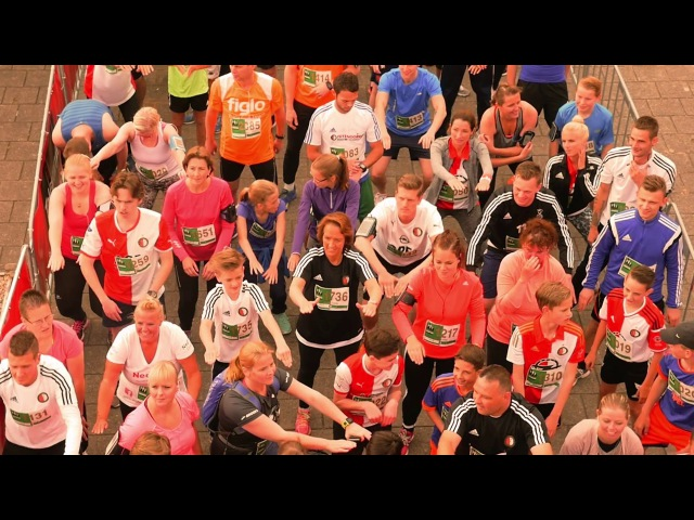 Trailer Feyenoord Foundation FunRun 24 mei 2017