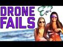 Fly Higher, Fail Harder: Drone Takedowns (November 2016) || FailArmy