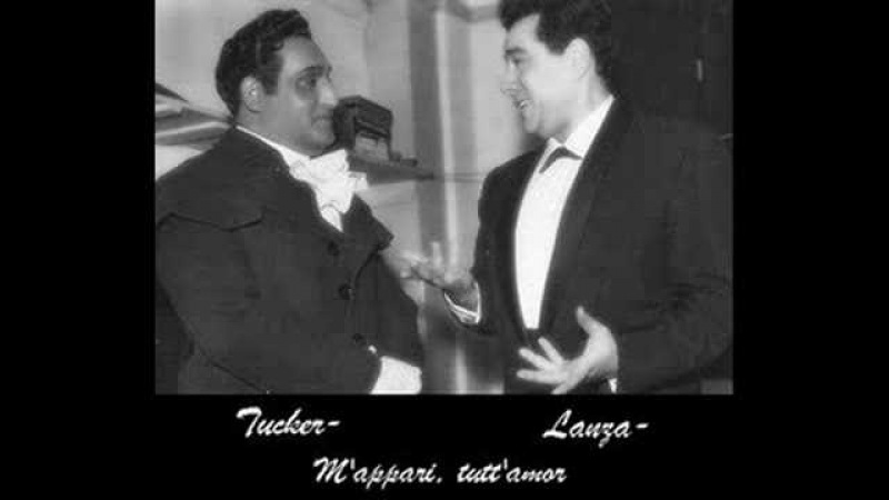 The dueling tenors- part 4- Mappari tutt amor-TuckerLanza
