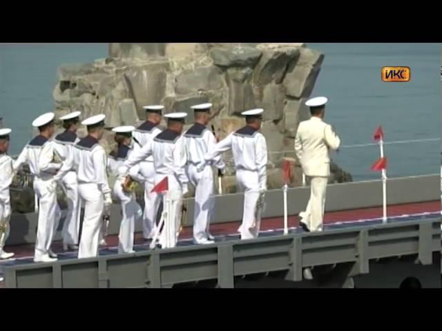 БЕЗ КОММЕНТАРИЕВ. Военно-морской парад в Севастополе в День ВМФ России (31.07.2016)