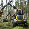 Машинисты лесозаготовительных машин (харвестер)