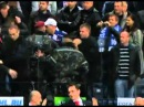 Мочилово на матче Динамо Минск -Витязь Чехов 6.11.2011