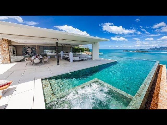 VILLA ANAVAYA Koh Samui Luxury Villa w 6 Bedrooms