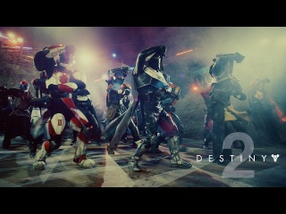 "Destiny 2 Live Action Dance Trailer ""Freestyle Playground"""