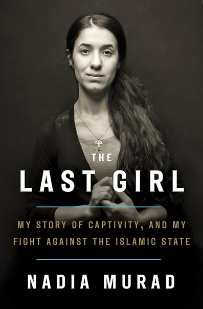Book cover TheLastGirl