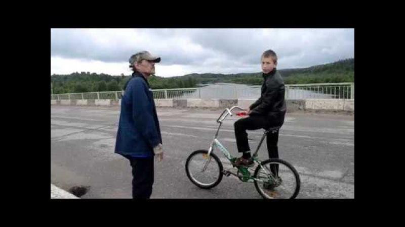 КРИВЦЫ посёлок над Водлой рекой Республика Карелия