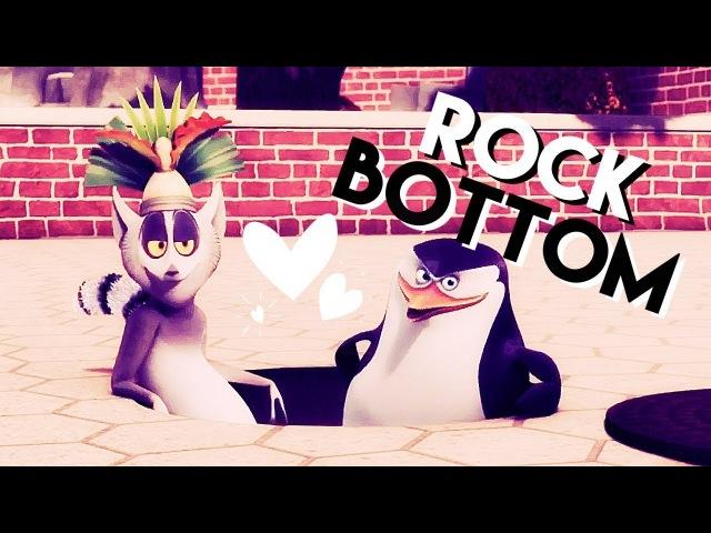 Skipper ♥ King Julien Rockbottom