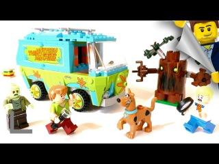 Обзор набора Lego Scooby Doo #75902 Фургончик Тайн (The Mystery Machine)