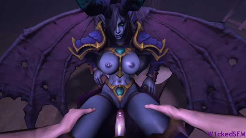 World Of Warcraft Human X Worgen Hard Fucking Ass Animated