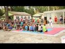Клип на закрытие 3 смены ДОЦ Белка 2017г. Каратисты школы сенсея Кесера