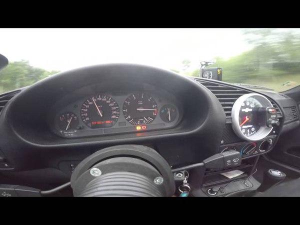 BMW e36 340i m60b40