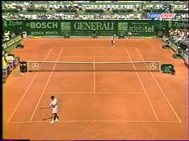 ATP Kitzbuhel 98 Gaudenzi vs Alonzo 2nd