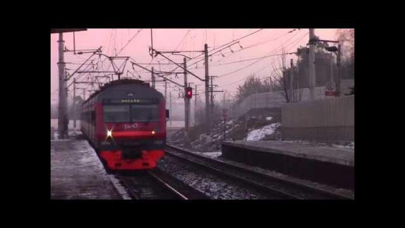 ЭД4М-0429, платформа Расторгуево