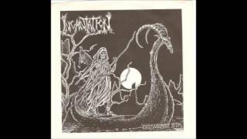 INCANTATION Entrantment Of Evil EP1990 FULL EP