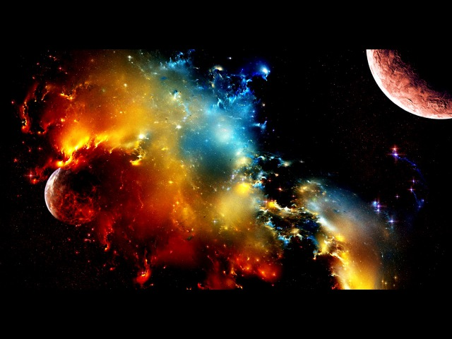 Галактика Обои На Рабочий
