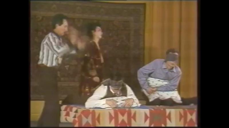 Ekstrasens Saylawbay Jumag'ulov komediya spektakli
