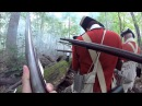Fort Ticonderoga Reenactment, Brown's Raid 2015