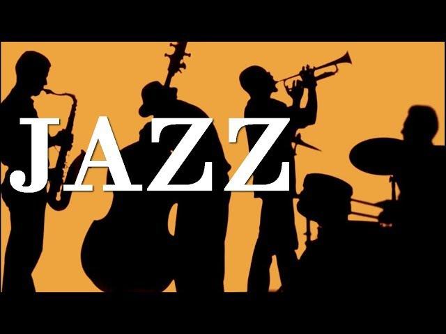 ♫ Расслабляющая джазовая инструментальная музыка Фоновая музыка для учебы работы отдыха