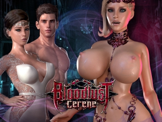 Rule34 Bloodlust Cerene 3D porn sound 10min