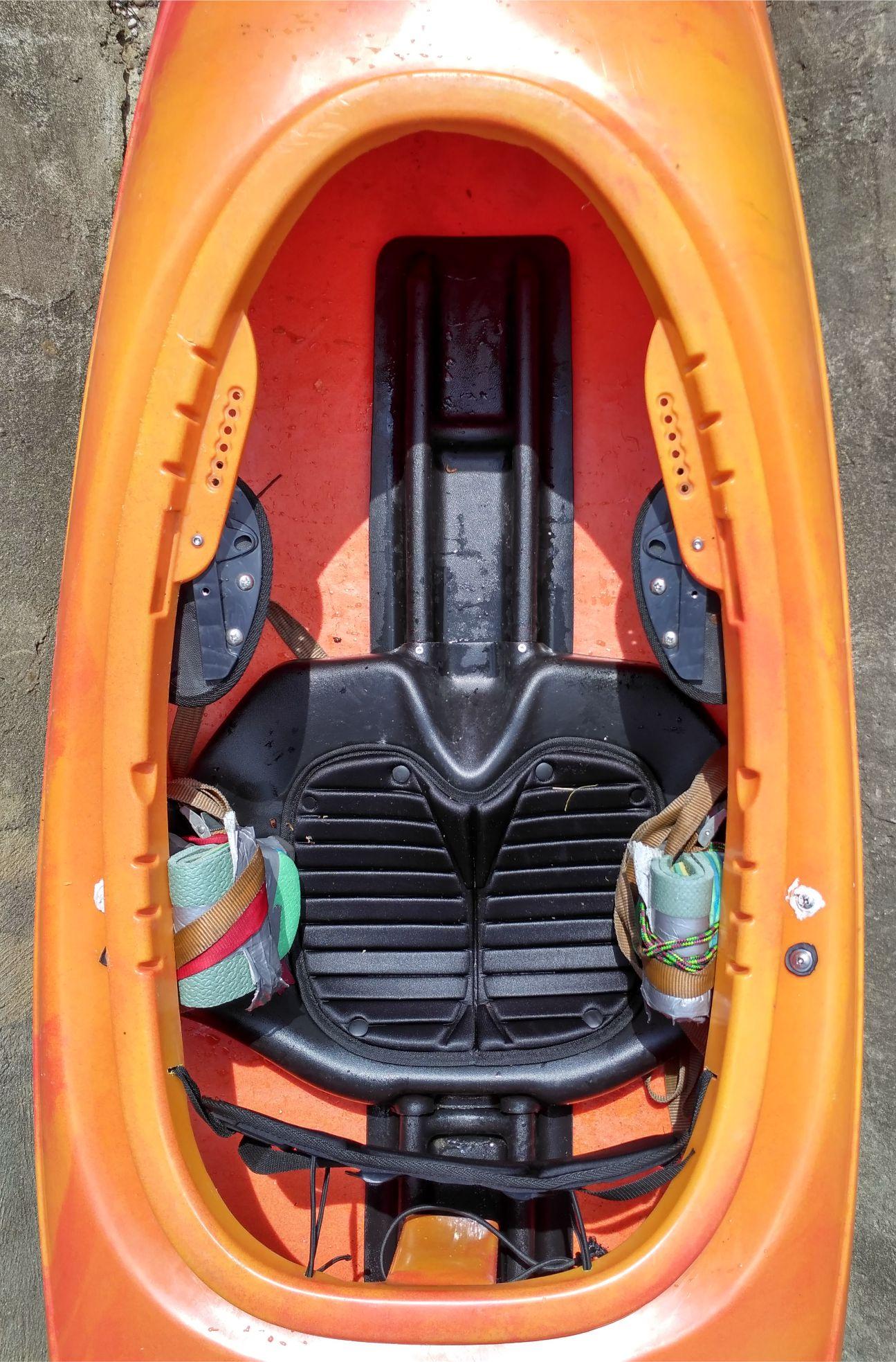 Обзор лодки «Корсар» от проекта «Каякмастер64», изображение №6