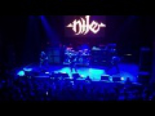 Nile-Summer Slaughter Tour 2016 Full Concert HD (Los Angeles)