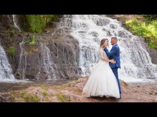 Михайло & Вікторія Весільна прогулянка