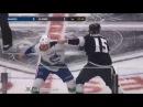 Hockey Fight: Derek Dorsett vs Andy Andreoff   Nov. 14, 2017   Хоккейные драки.