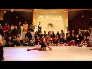 happy dance battle ваак адель & таисия