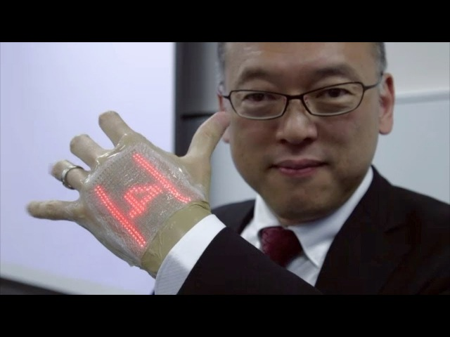 Saintis Jepun cipta peranti kulit pantau kesihatan