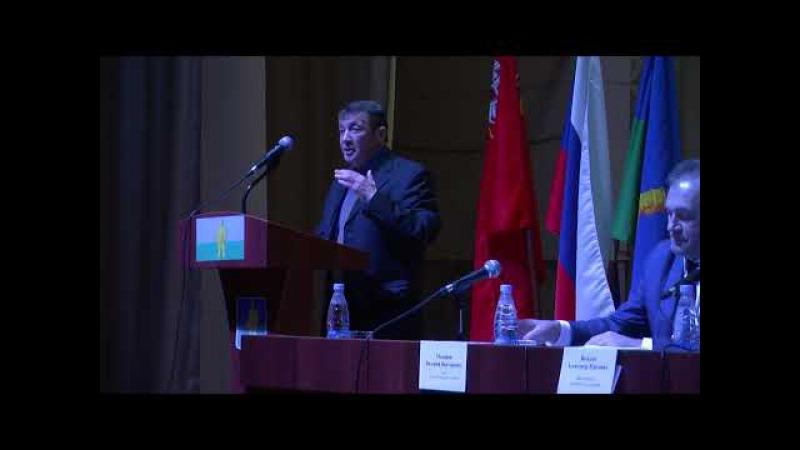 Публичные слушания в г п Лотошино по созданию городского округа