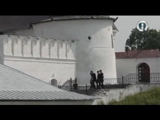 """Тобольский кремль (из цикла """"Чудеса России"""")"""