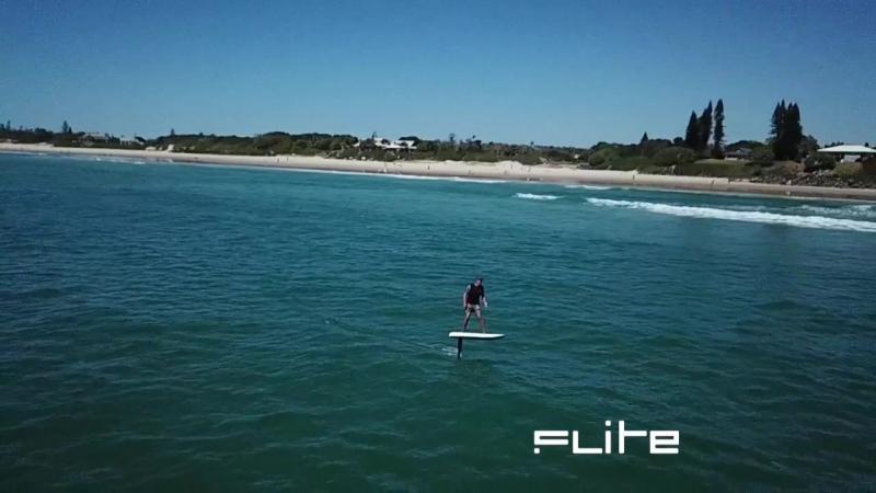 Fliteboard electric hydrofoil surfboard