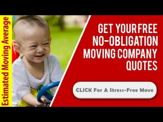 Estimated Moving Average Of Movers | Get 7 FREE Quotes & Save Up To 35%