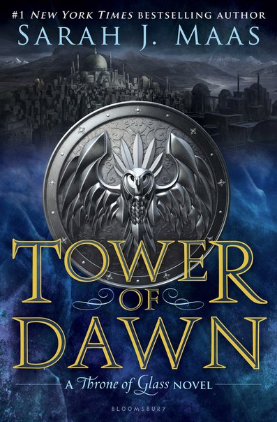 Tower of Dawn (Throne of Glass #6)