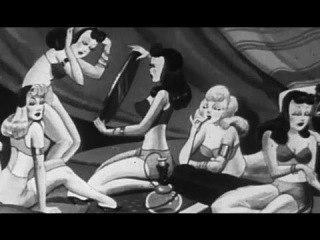 Private SNAFU: Booby Traps 1944 US Army Training Film Cartoon, Mel Blanc, Bob Clampett