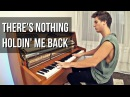 Shawn Mendes - There's Nothing Holdin' Me Back (Piano Cover) by Peter Buka